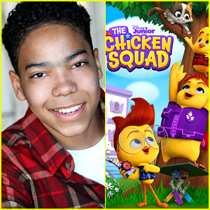 Get To Know 'The Chicken Squad' Voice Actor Ramone Hamilton (Exclusive)
