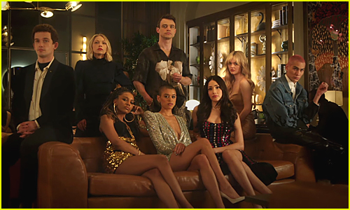 'Gossip Girl' Debuts First Teaser Trailer & Character Posters!!