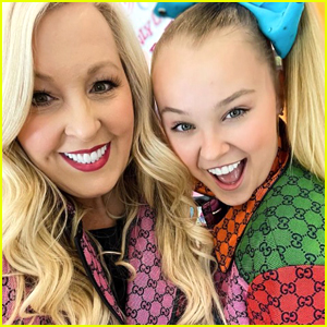 JoJo Siwa & Mom Jessalynn Are Forming New Pop Group In New Peacock Series!