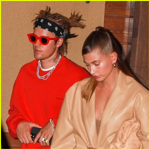Justin Bieber Puts His Dreadlocks Into a Hair-Tie While Out for Dinner