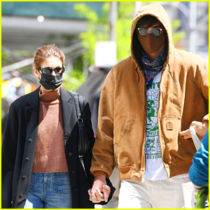 Jacob Elordi & Kaia Gerber Are Back In New York - See the Pics!