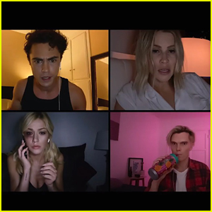 Katherine McNamara, Darren Barnet & More Star In 'Untitled Horror Movie' Trailer