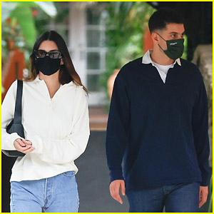 Kendall Jenner Spends Time with Friend Fai Khadra - New Photos!