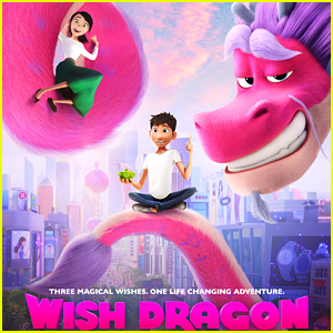Netflix Debuts New Photos & Trailer For Upcoming Movie 'Wish Dragon'