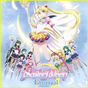 Netflix Reveals New 2 Part Movie 'Pretty Guardian Sailor Moon Eternal The Movie' Trailer & Voice Cast!