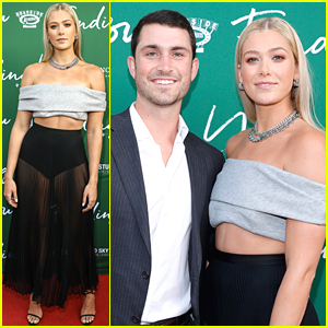 Rose Reid Attends Special Screening of 'Finding You' With Her Beau!