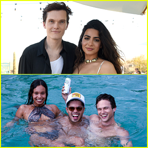 'Shadowhunters' & '13 Reasons Why' Stars Reunite At Caliwater Weekend Escape!