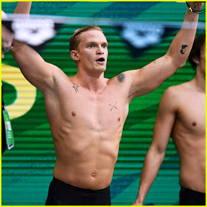 Cody Simpson Won't Advance After First Olympics Trial, But His Preferred Event Is Coming Up