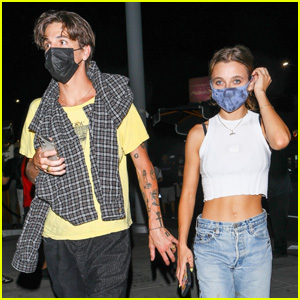 Emma Chamberlain Stepped Out With Rumored Beau Role Model