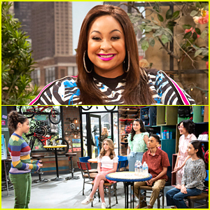 Raven Symone & 'Sydney to the Max' Cast Dish On New Episode About Microaggressions, Exclusive Sneak Peek