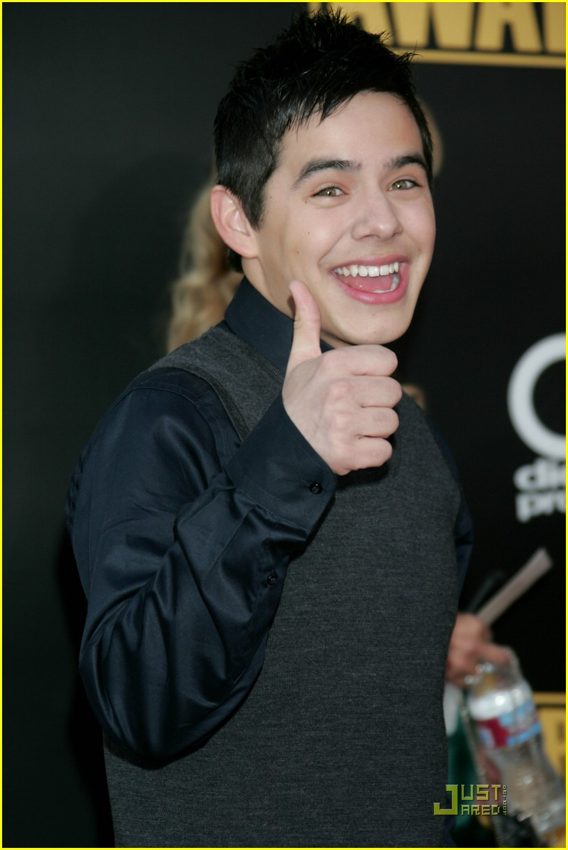 jordin sparks david archuleta ama awards 17