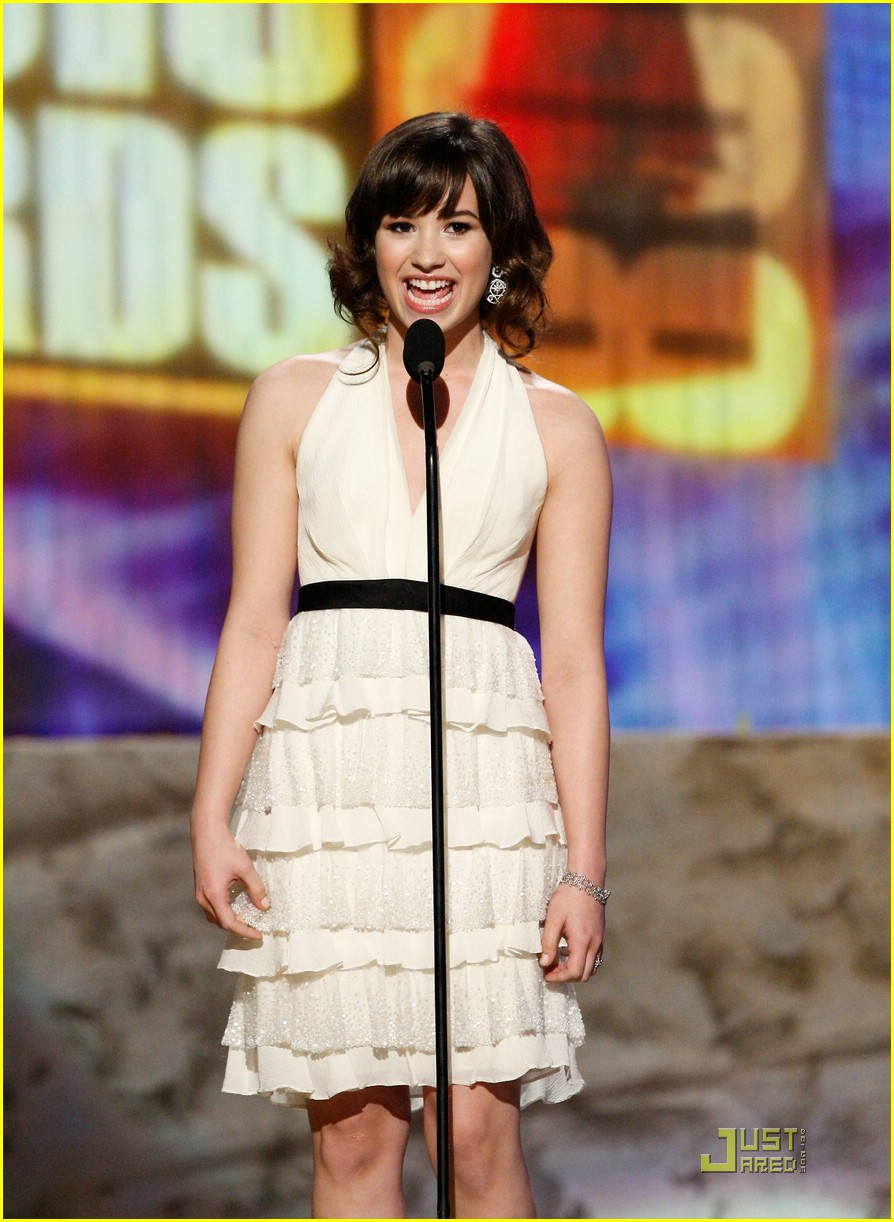 demi lovato ama awards 05