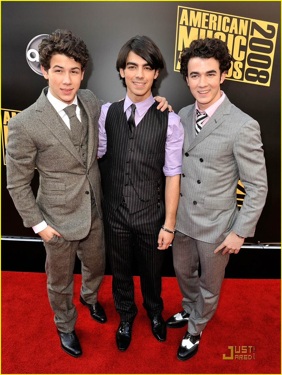 jonas brothers ama awards 06
