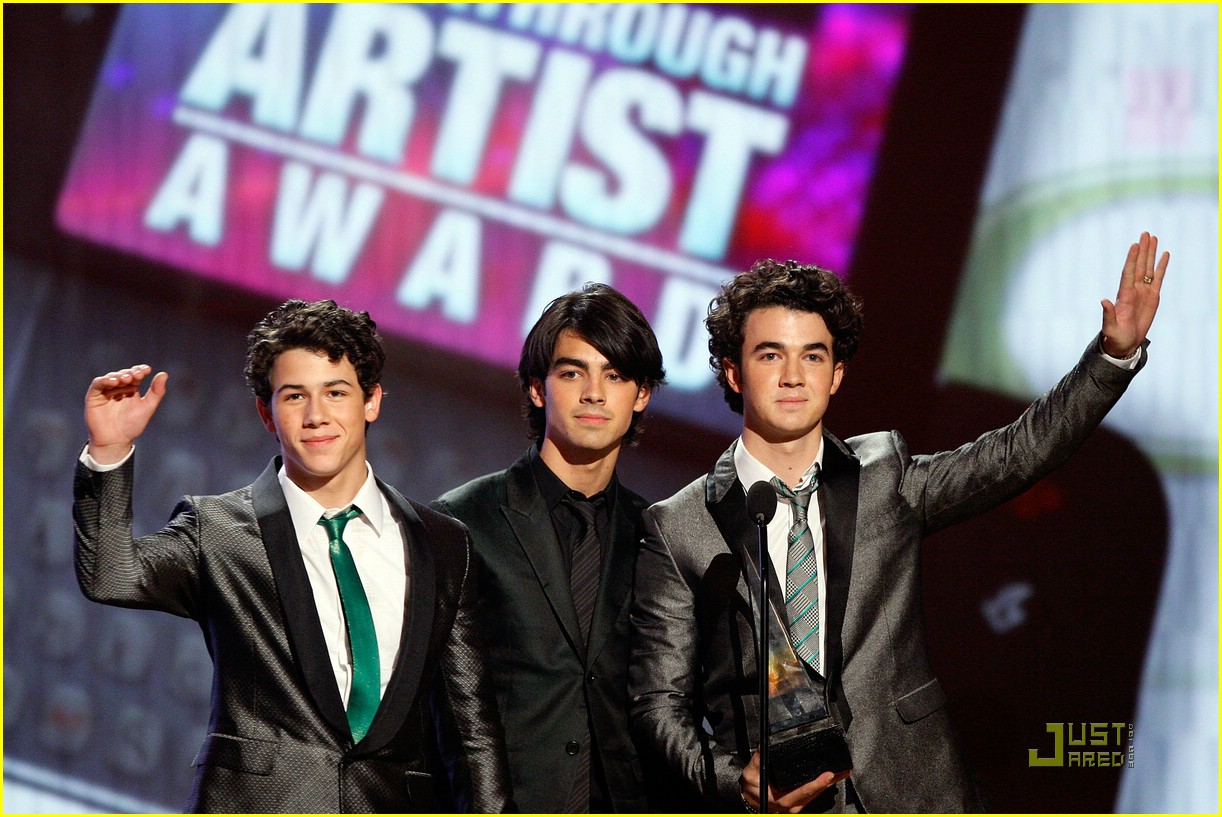 jonas brothers show ama 01