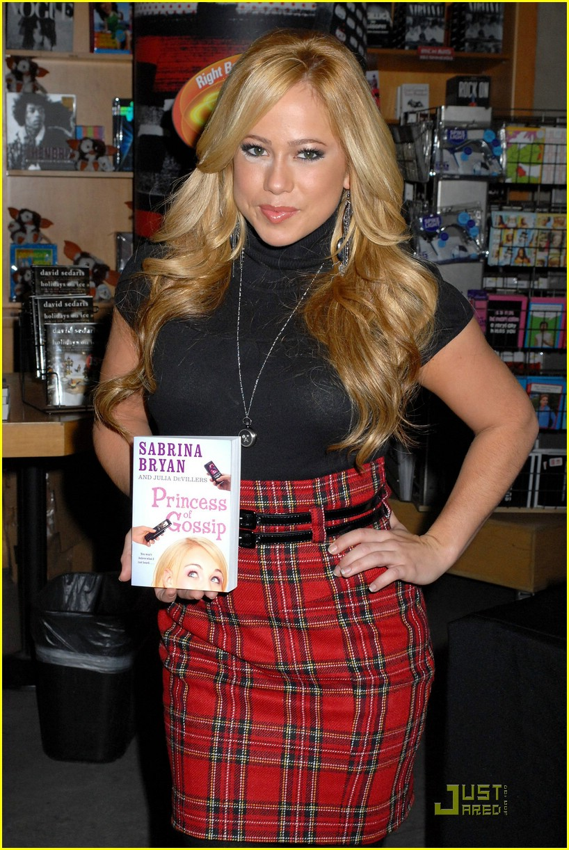 sabrina bryan princess gossip sign 09
