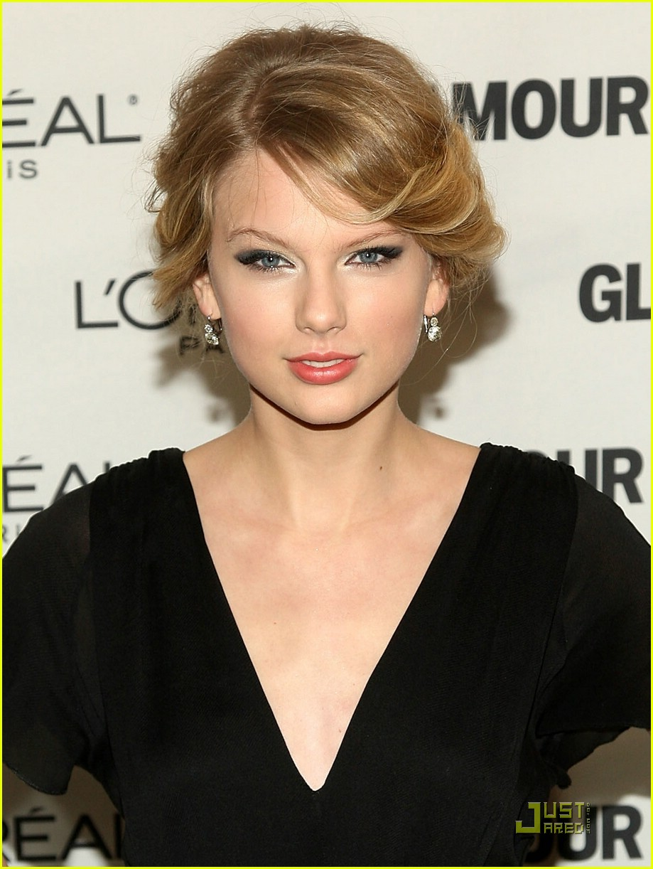 taylor swift glamour awards 2008 10