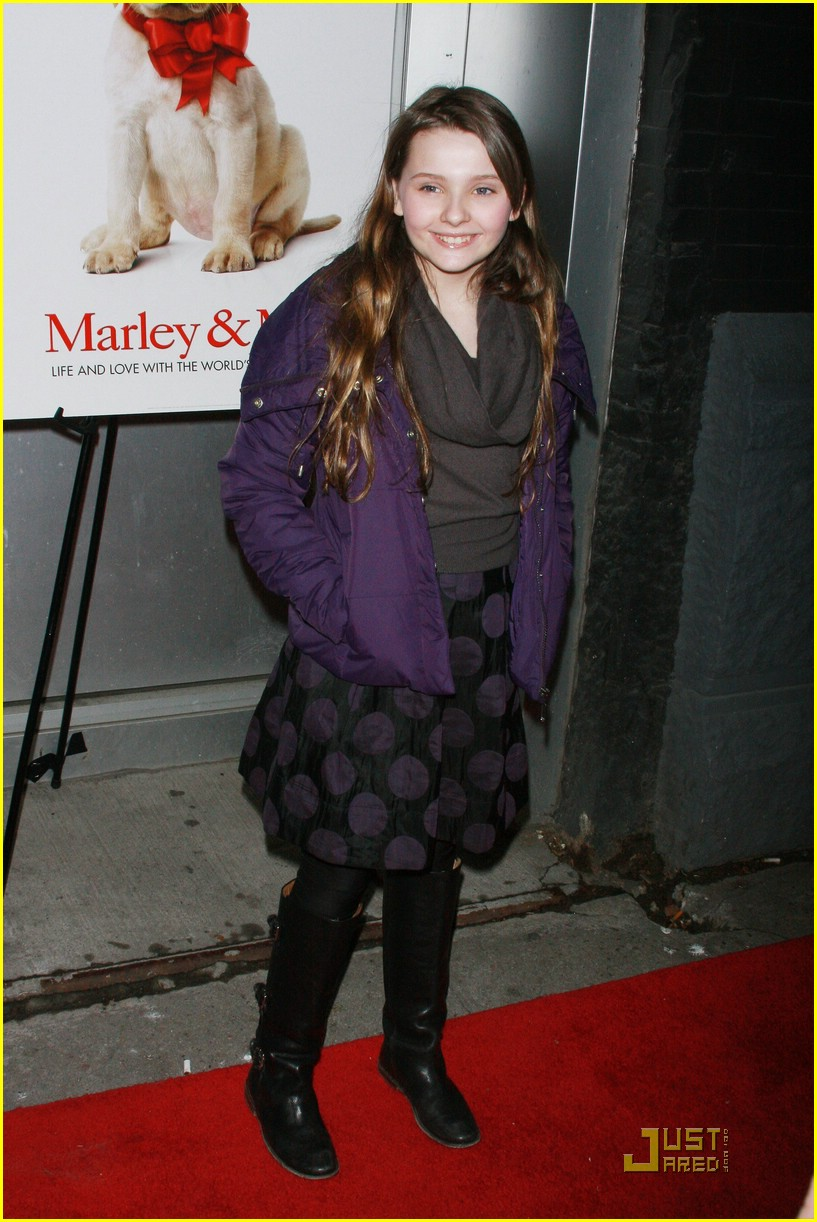 abigail breslin animal fair 13
