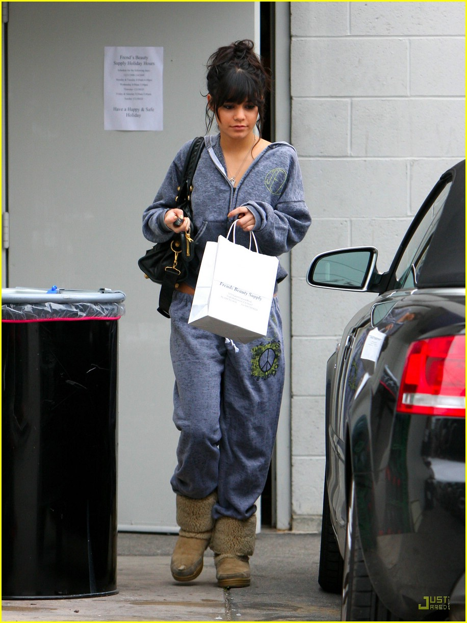 vanessa hudgens frends beauty 09