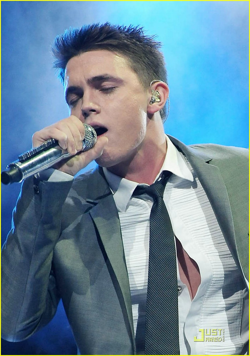 jesse mccartney jingle ball 08