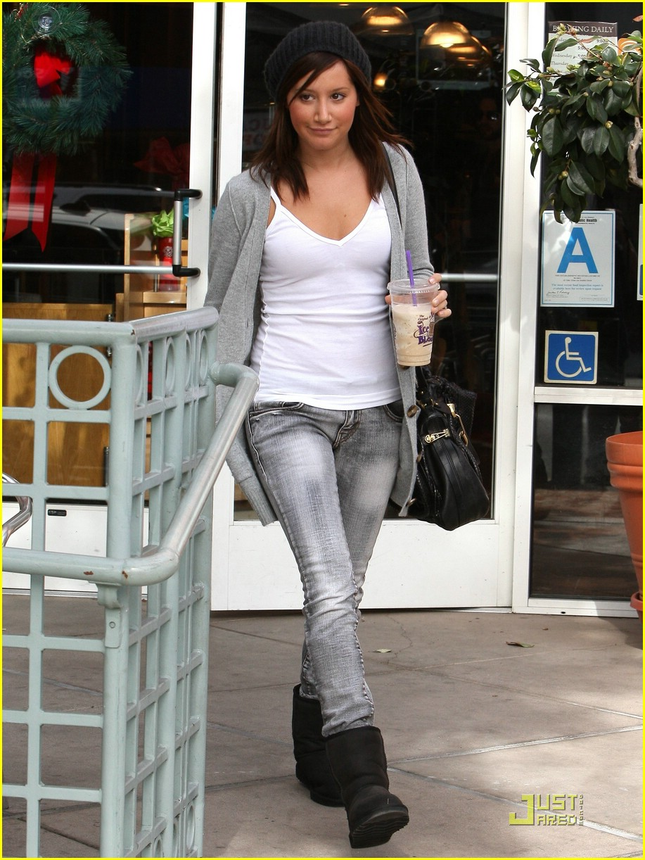 ashley tisdale coffee bean 14