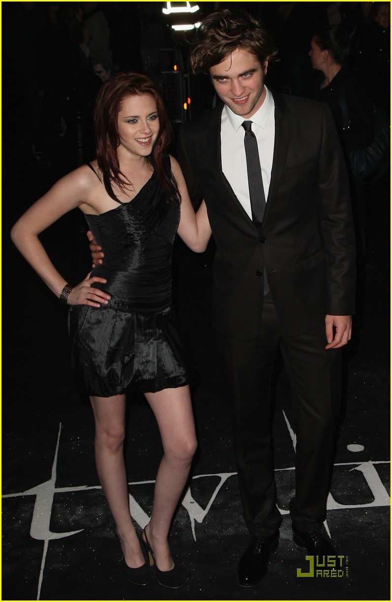 kristen stewart rob pattinson london 18