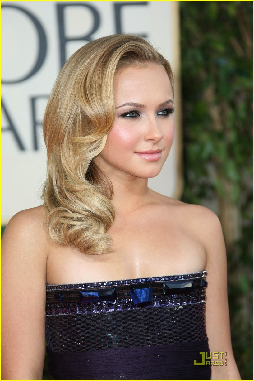 hayden panettiere golden globe 08