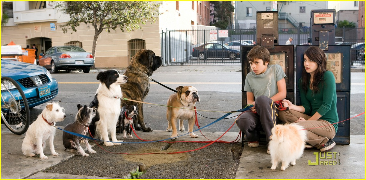hotel for dogs movie stills 17