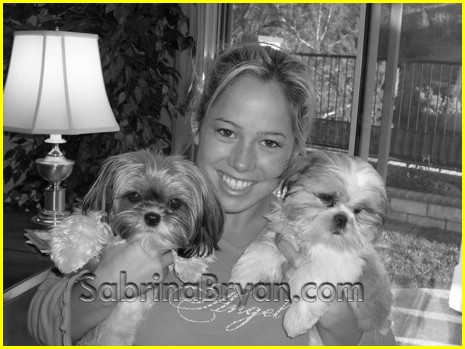 sabrina bryan holiday photos 01