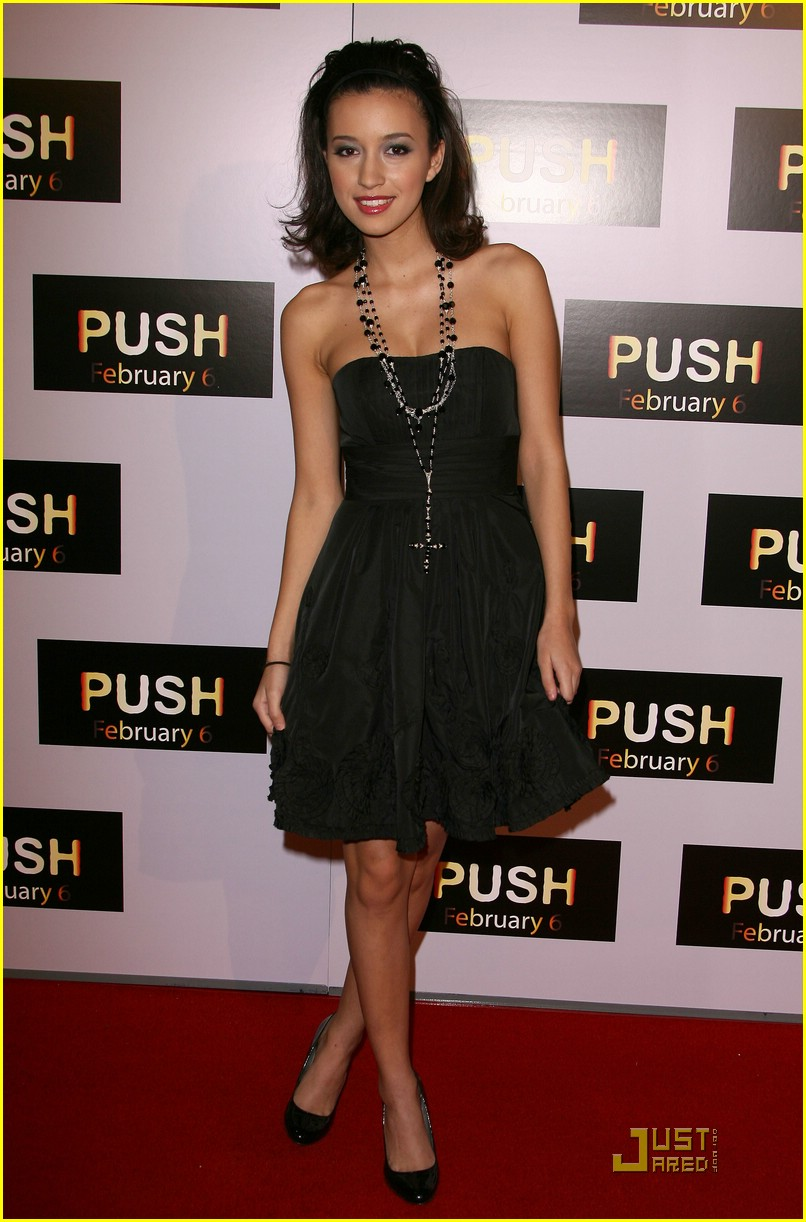 christian serratos push premiere 03