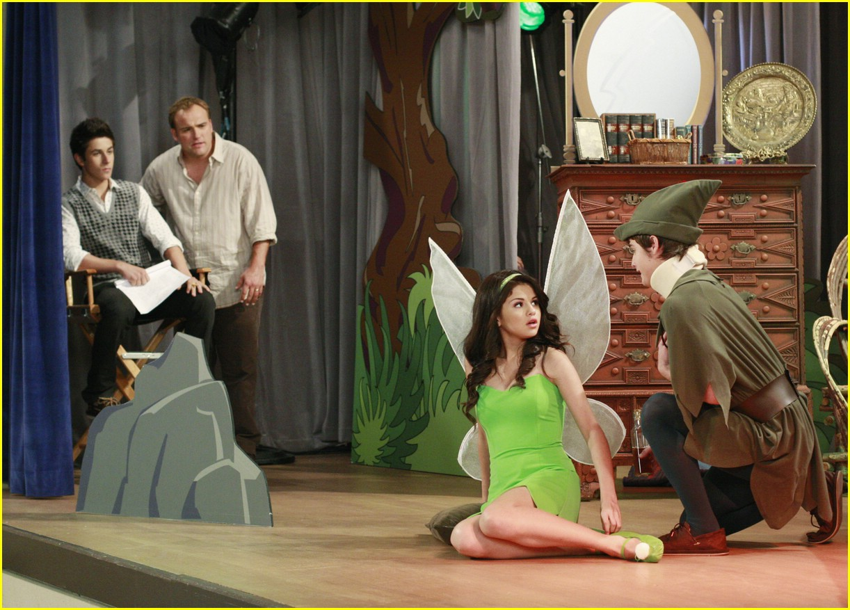 selena gomez tinkerbell wizards 11