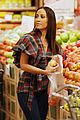 Adrienne-grocery adrienne bailon grocery shopping 13