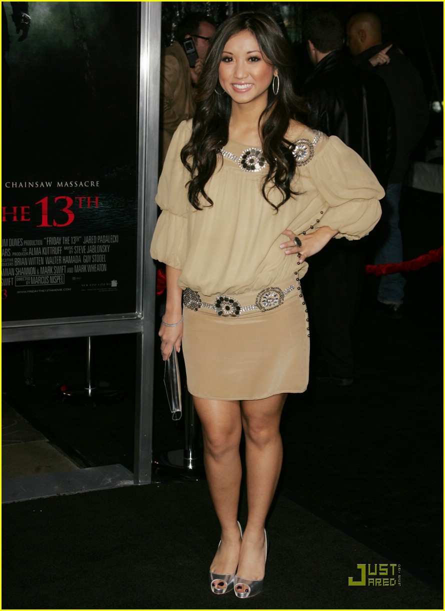 brenda song 13th premiere 08