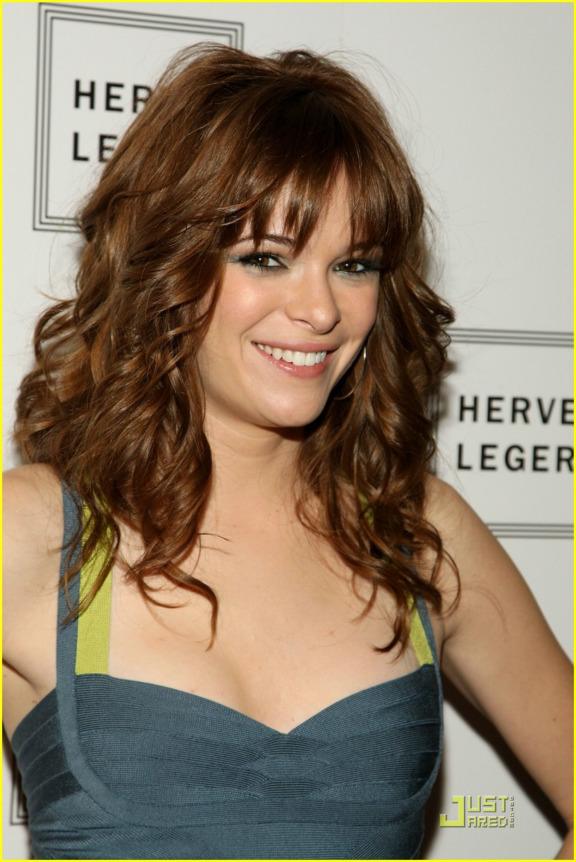 danielle panabaker herve ledger fashion week 04