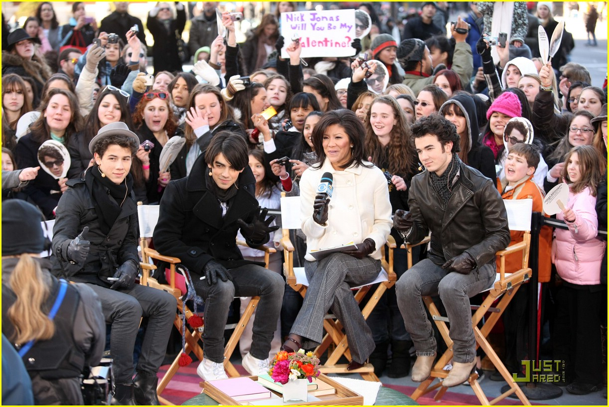 jonas brothers early show 05