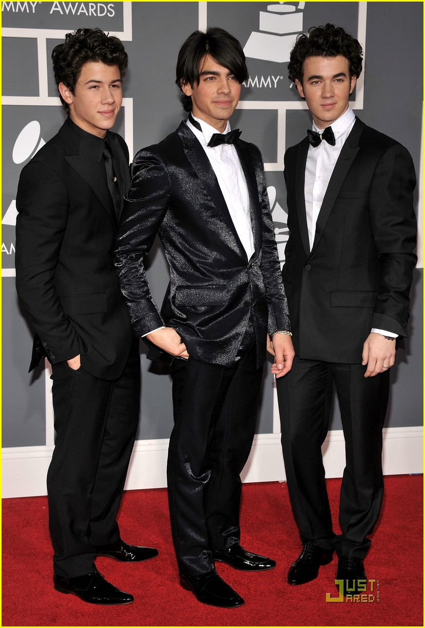jonas brothers grammy awards 01