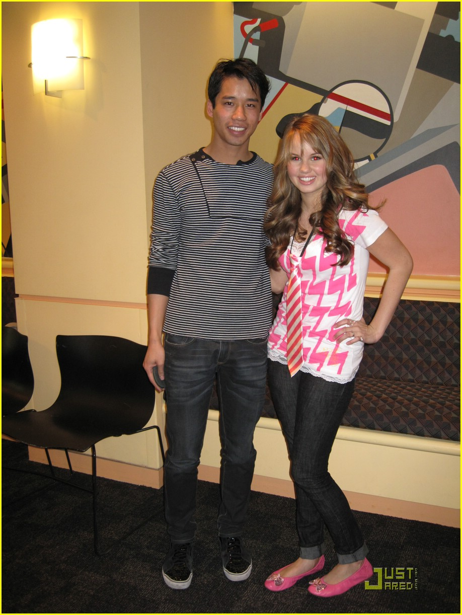 debby ryan jjj 2 interview 05