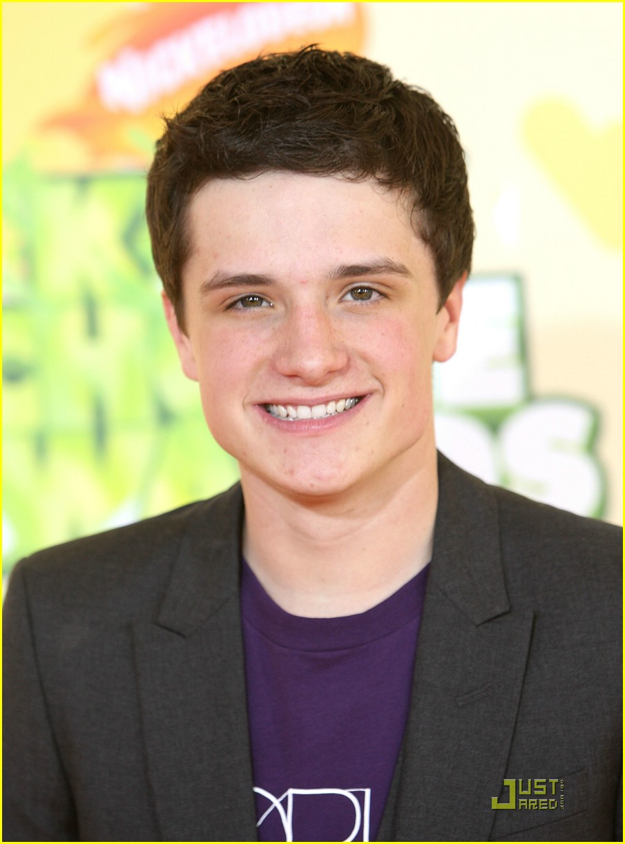 josh hutcherson kids choice awards 05