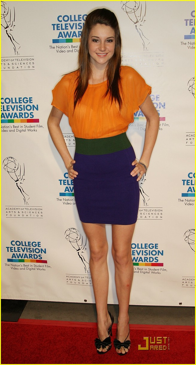 shailene woodley college awards 05