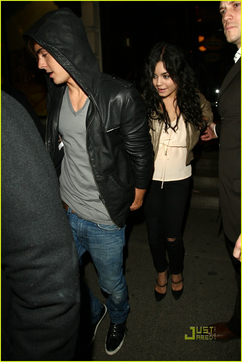 zac efron vanessa hudgens snl after party 02