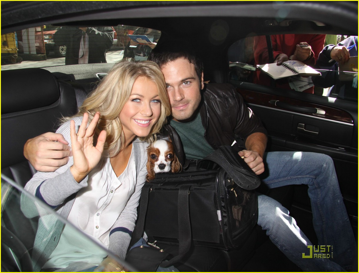 julianne hough chuck wicks cha cha 02