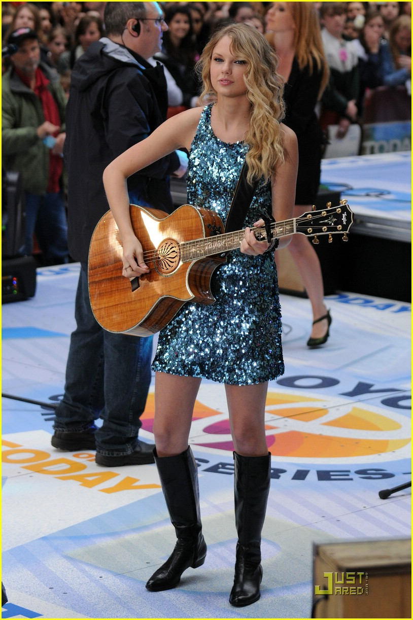 taylor swift today show 16