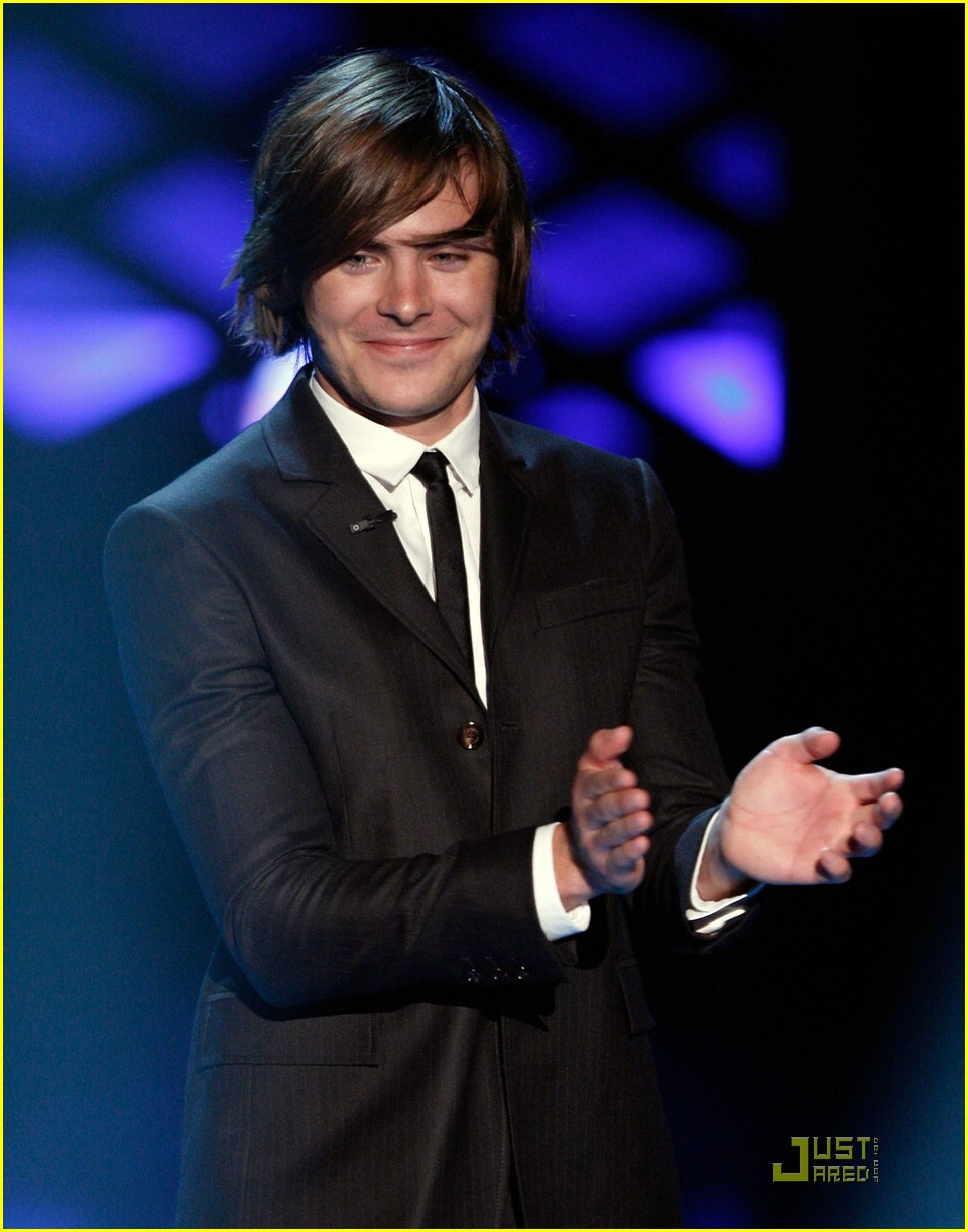 zac efron mtv movie awards 08