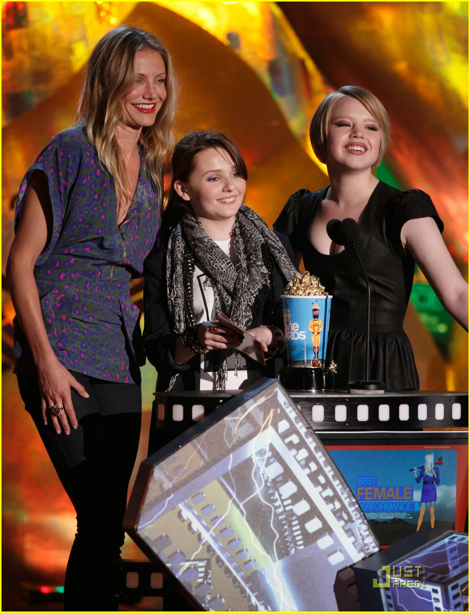abigail breslin mtv movie awards 08