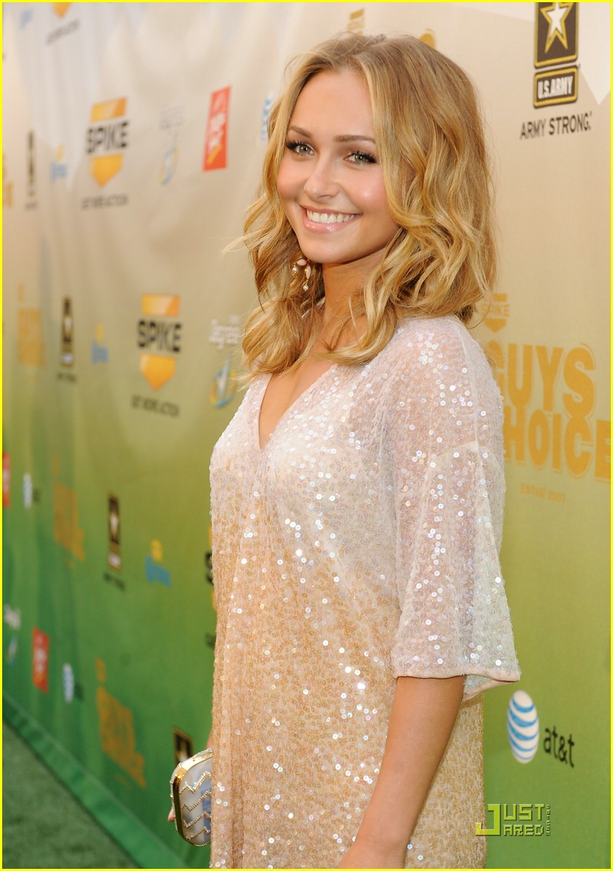 hayden panettiere mtv movie awards 14