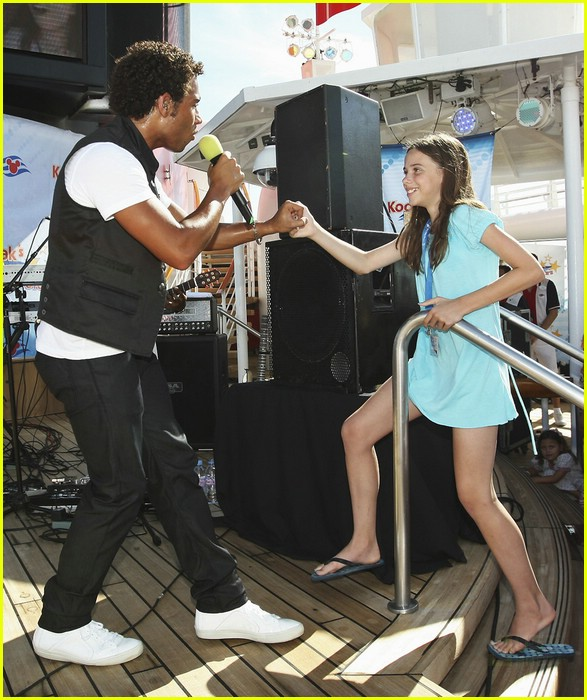 corbin bleu cruise disney 27