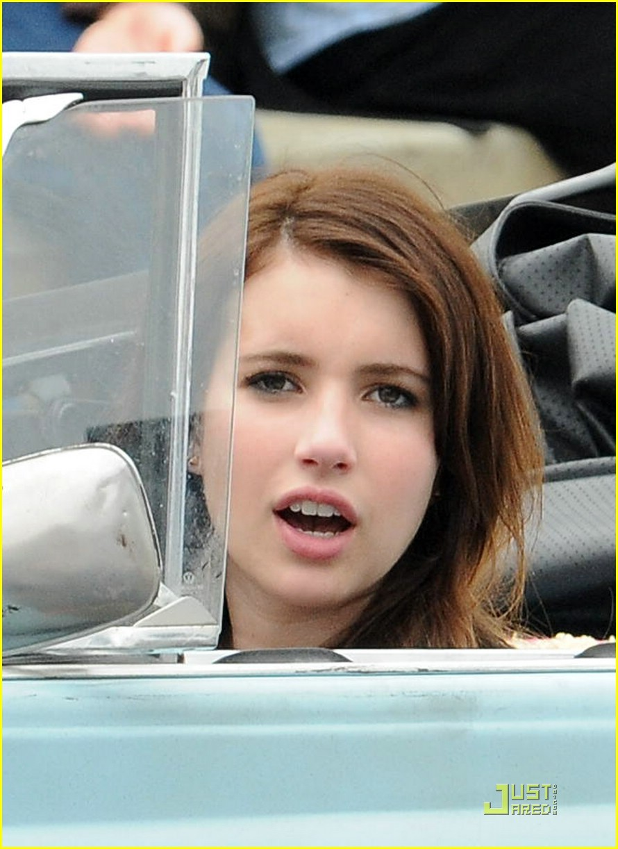 emma roberts tongue twister 02