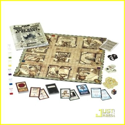 harry potter clue game 01