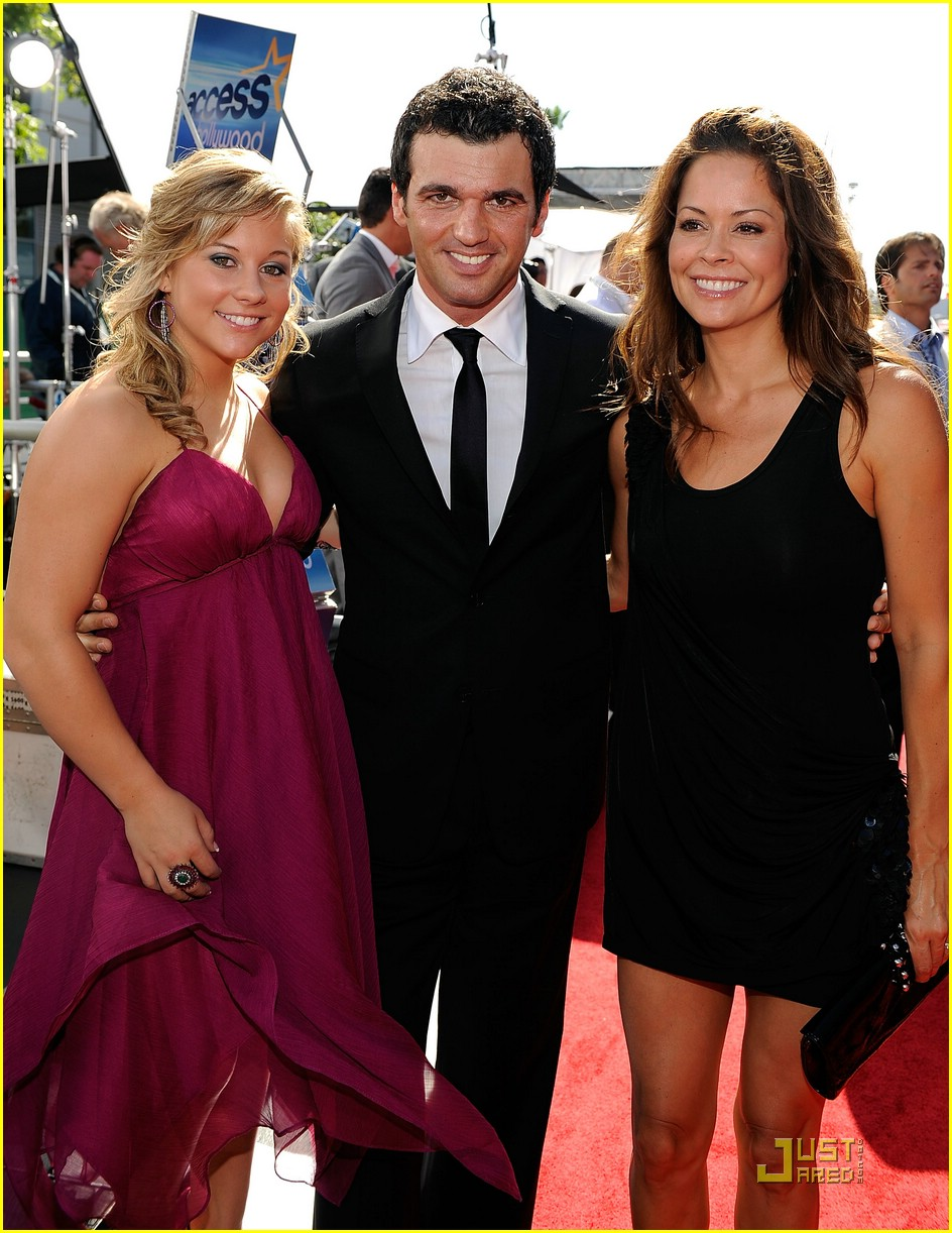 shawn johnson espy awards 08