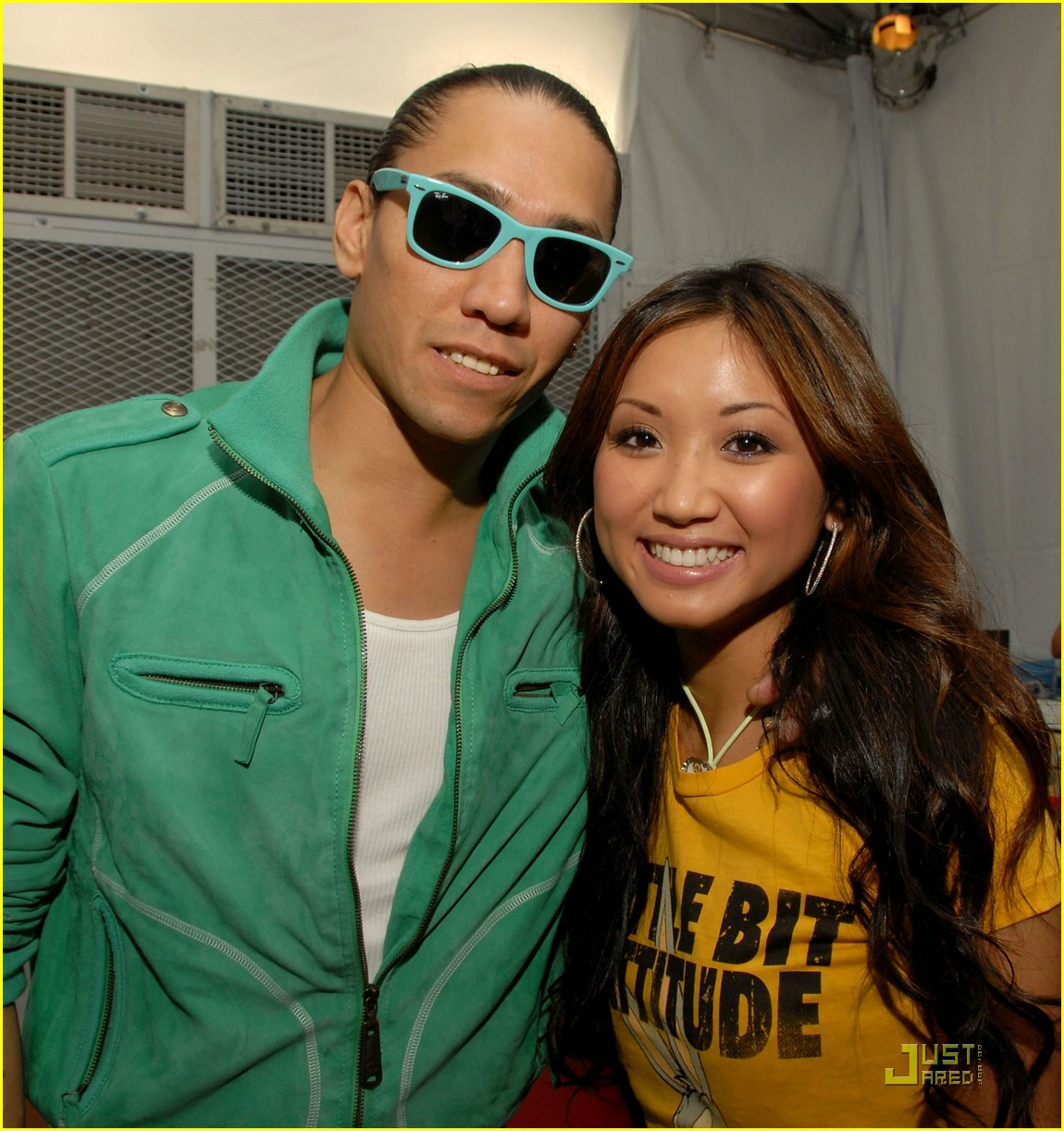 brenda song bop it backstage 03