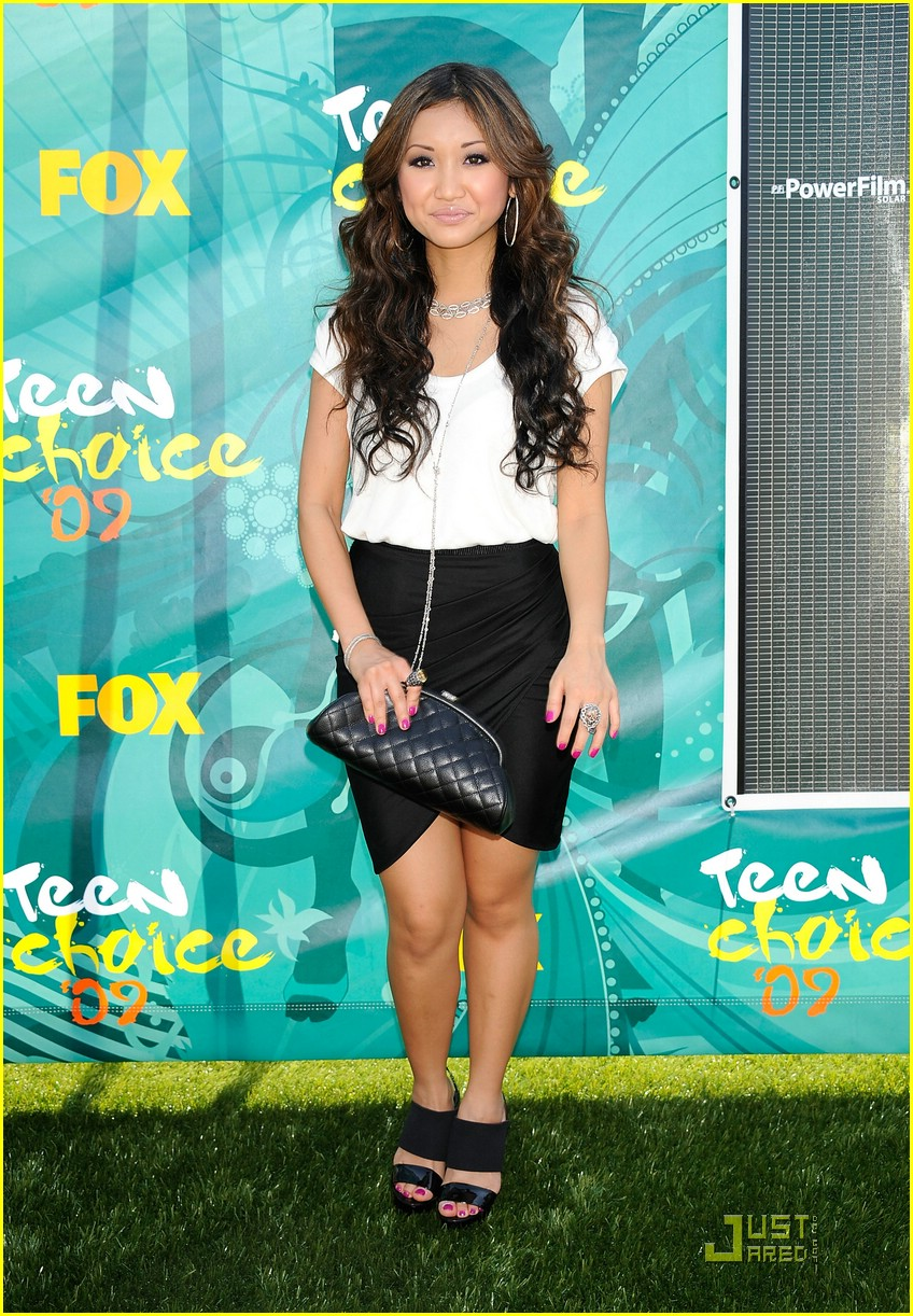 brenda song tca awards 01